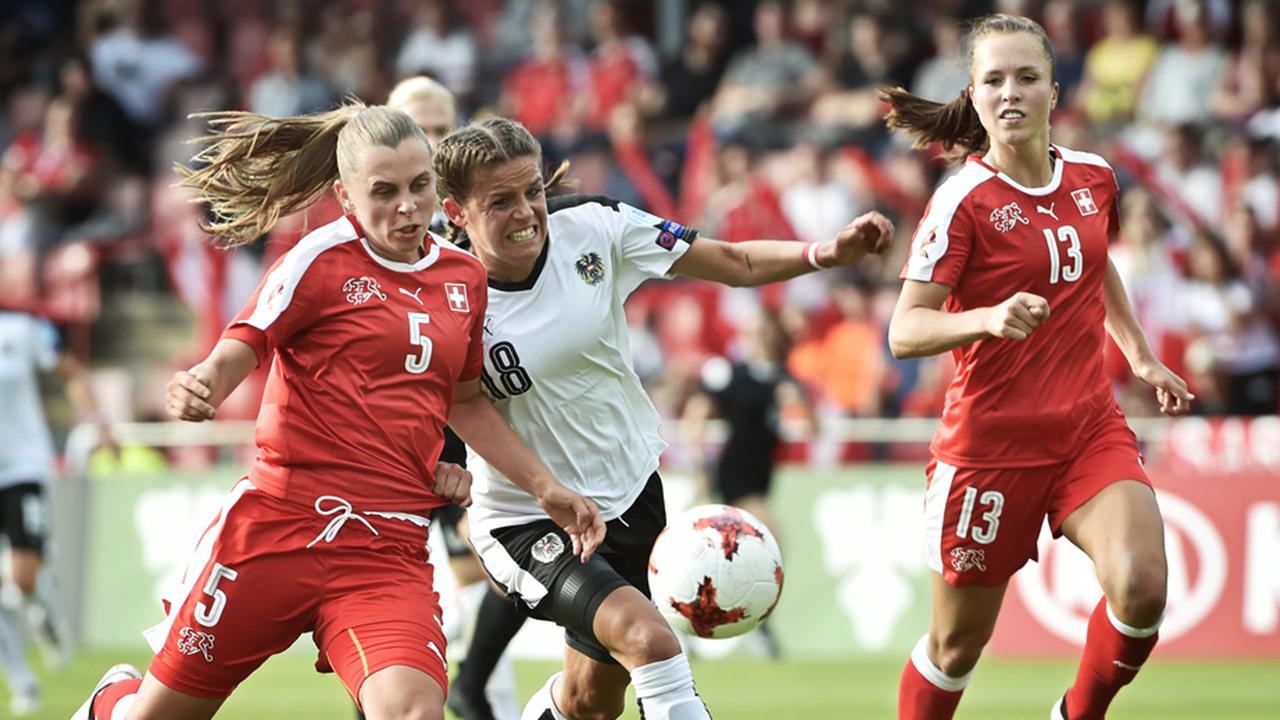 Frauen-A-Team testet zwei Mal gegen Österreich