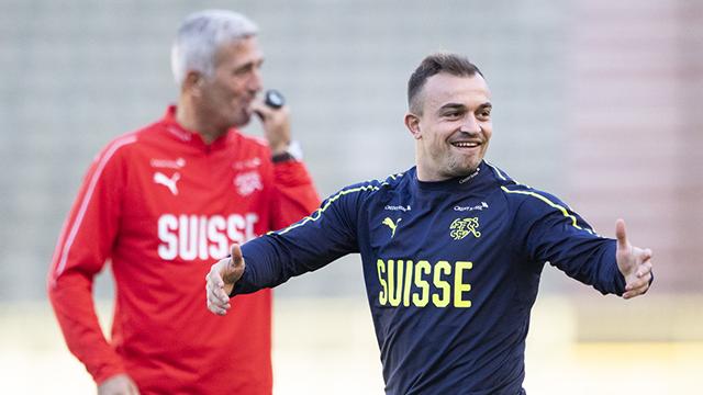 Schweizerischer Fussballverband Xherdan Shaqiri Steht Dem A Nationalteam Wieder Zur Verfugung