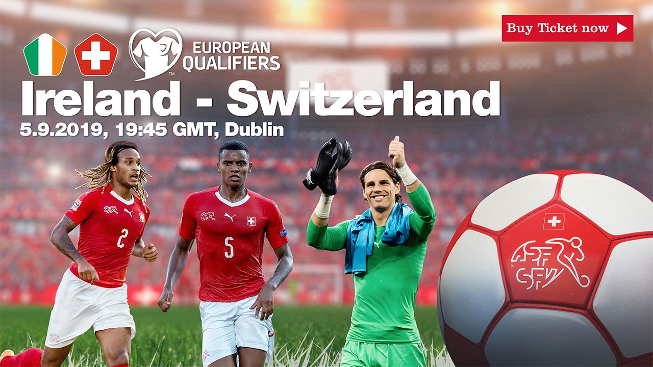 Schweiz Irland