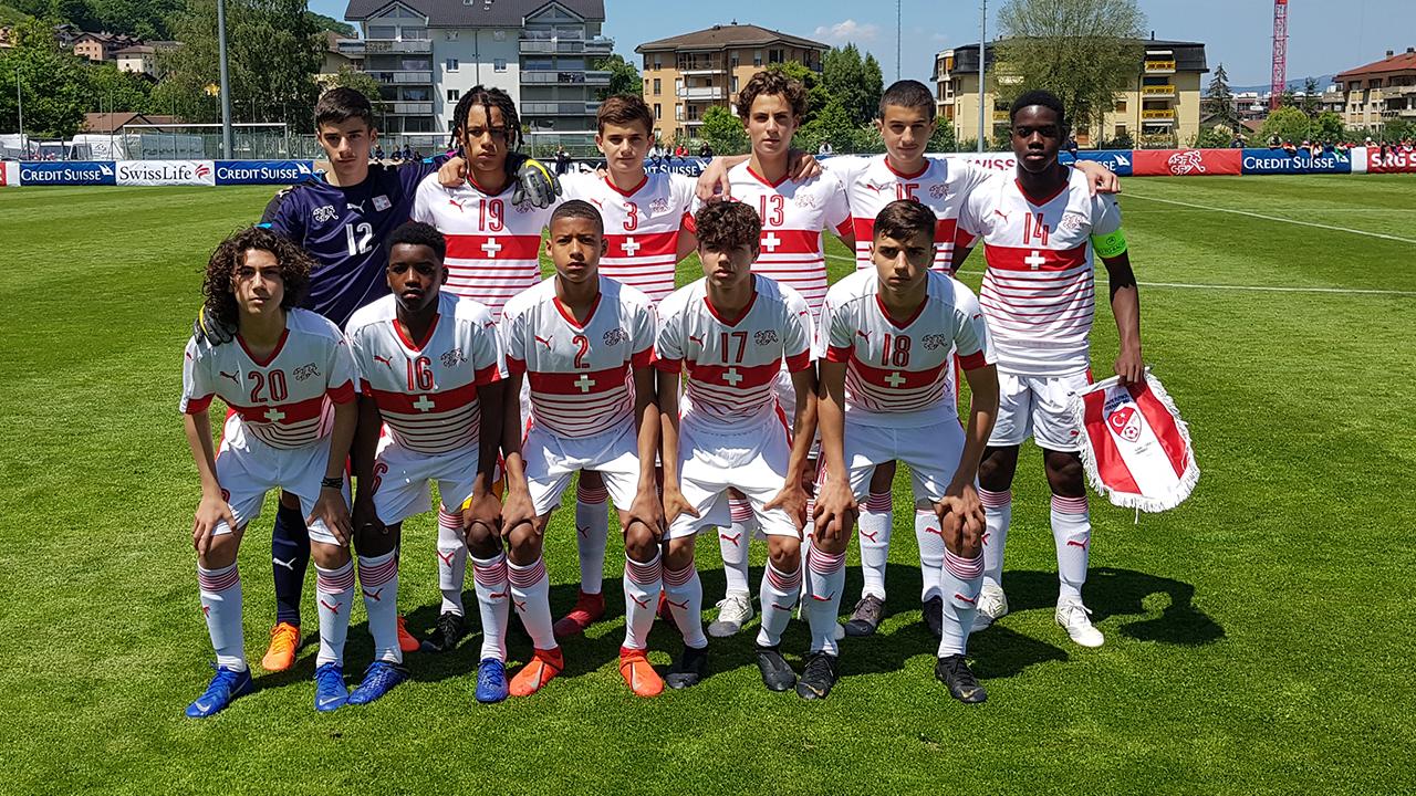 Schweizerischer Fussballverband U 15