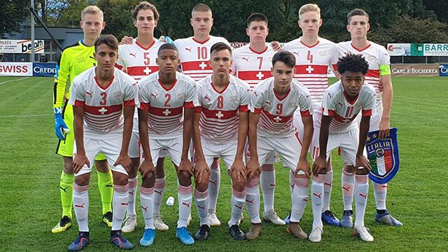 Schweizerischer Fussballverband U 16