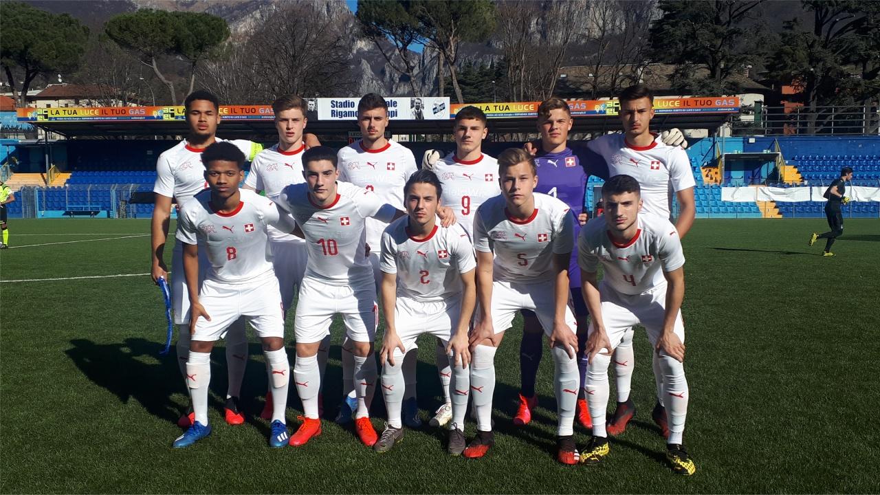 U-19 spielt in Italien 0:0