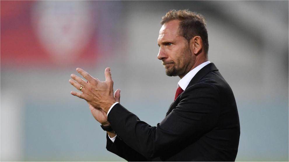 """Mauro Lustrinelli: """"Wir wollen eine Topleistung abrufen"""""""