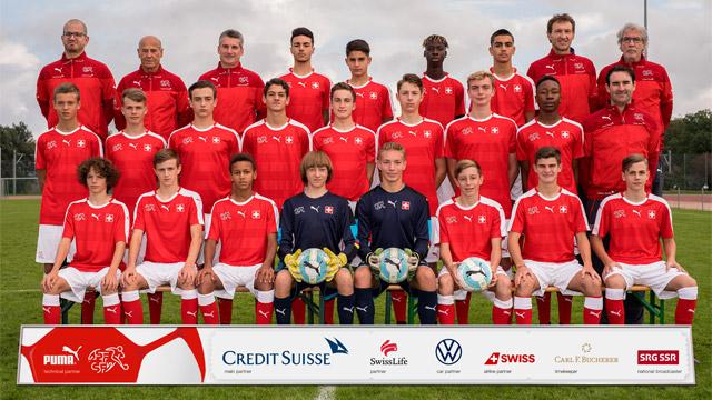 Schweizerischer Fussballverband Nationalteams