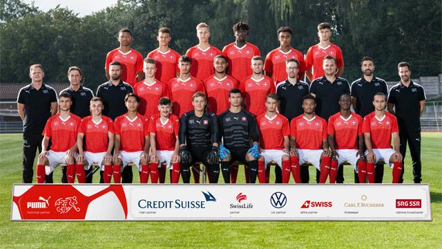 Calendrier Championnat D Europe De Football 2020.Association Suisse De Football M19 Premier Tour De