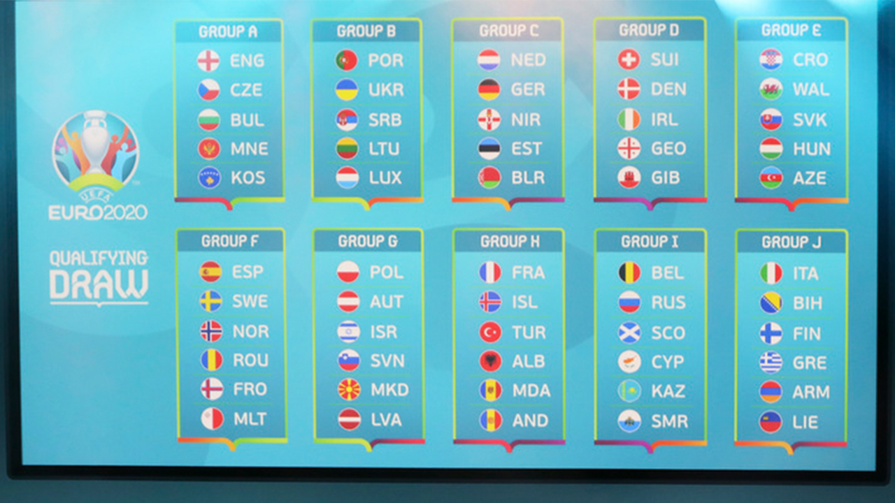 Calendrier Eliminatoire Euro 2020.Association Suisse De Football La Route Jusqu A L Uefa